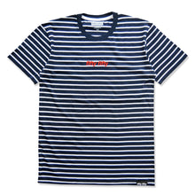 Fifty Fifty Striped T-Shirt Navy/White