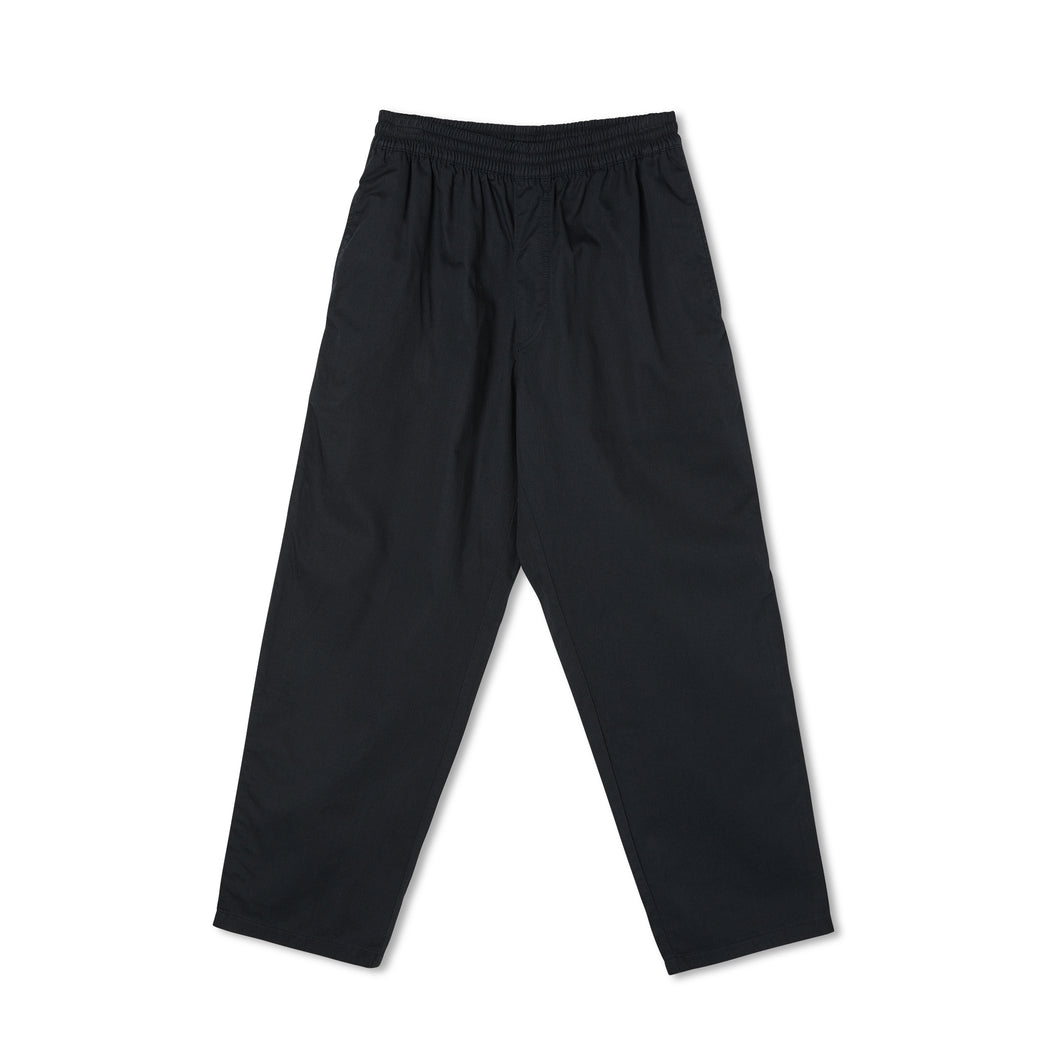 Polar Skate Co Surf Pants Black