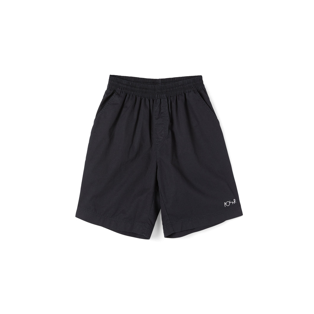 Polar Skate Co Surf Shorts Black