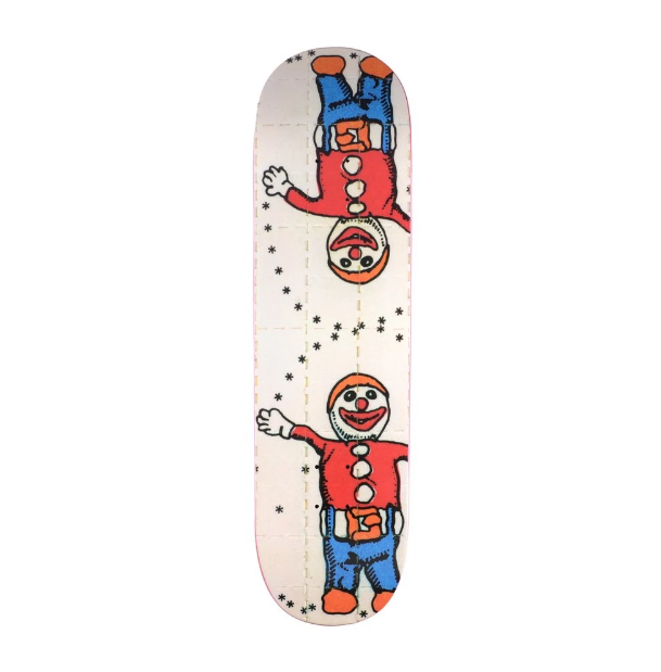 GX1000 Mr Bill Deck Assorted Sizes