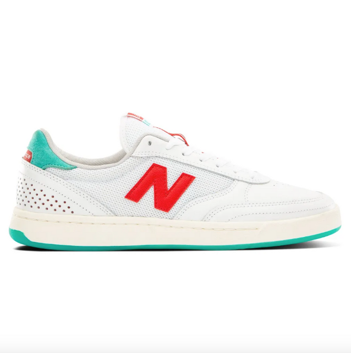 New Balance NM440TKX Shoe White/Aqua
