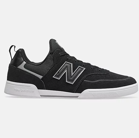 New Balance 288 Shoe Black/White