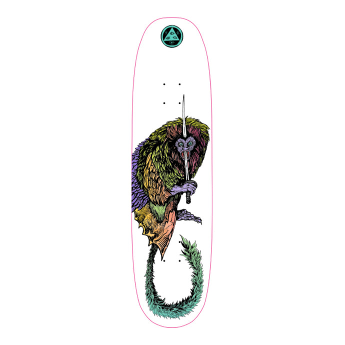 Welcome Skateboards Tamarin on Moontrimmer 2.0 Deck 8.5