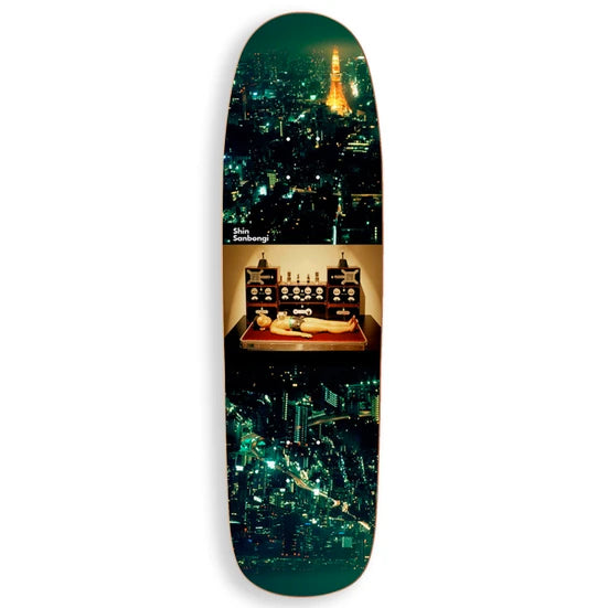 Polar Skate Co Shin Sanbongi Astro Boy Deck (P9) 8.625
