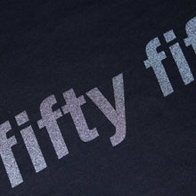 Fifty Fifty Trademark L/S T-Shirt Black/3M