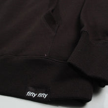 Fifty Fifty Trademark Hood Black
