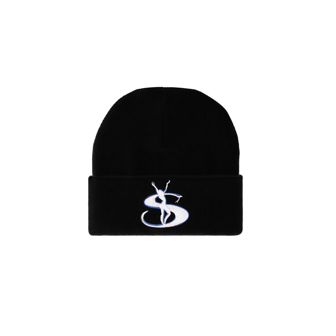 Yardsale EMB Beanie Black