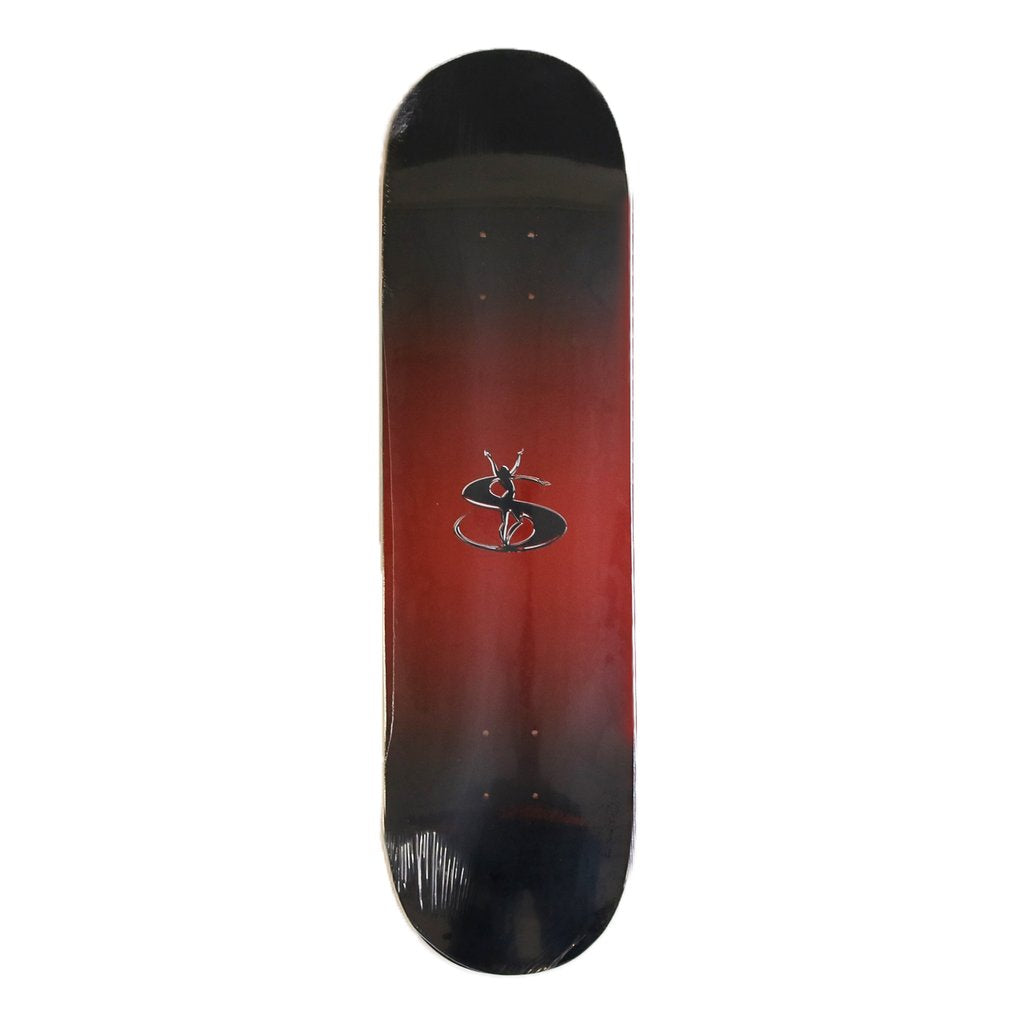 Yardsale Pin Deck Red 8.5
