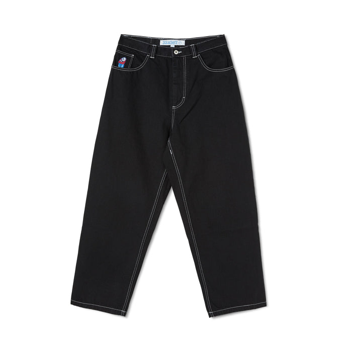 Polar Skate Co. Big Boy Jeans Black/White Stitching