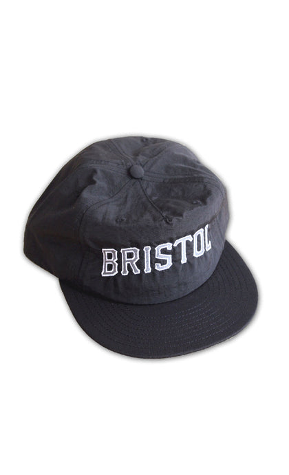 Fifty Fifty Bristol Embroidered Cap Black
