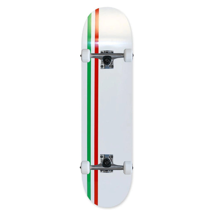 Skateboard Cafe Stripe Custom Complete (With Thunder Trucks & Orbs) 8