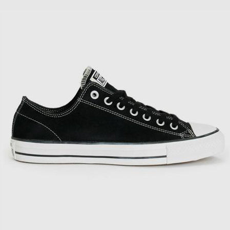 Converse CTAS Pro Low Shoe Black/White Suede