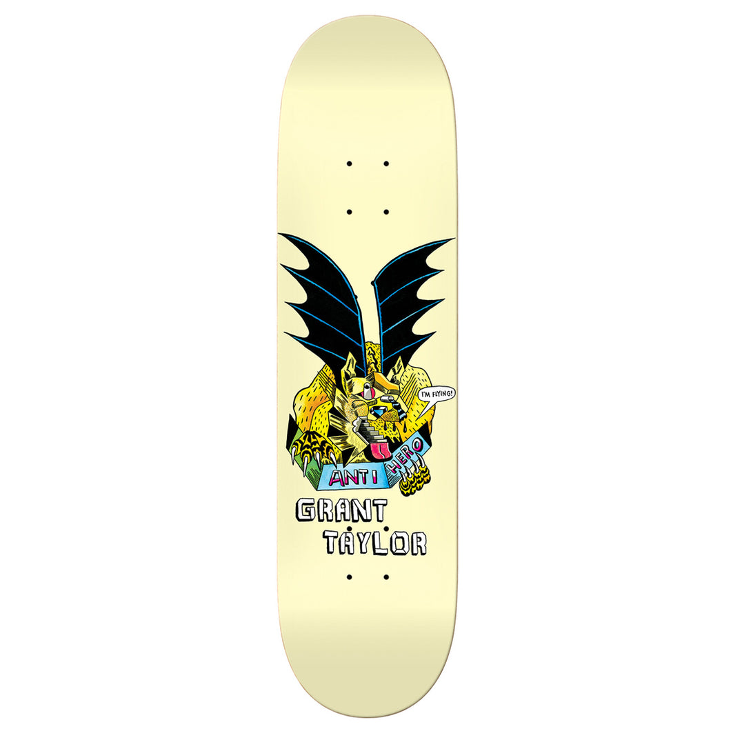 Anti Hero Grant Taylor We Fly Deck - 8.4