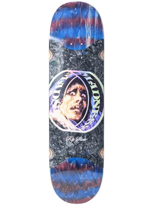 Madness Skateboards Prism Ring Popsicle Red Swirl 8.625 Rip Slick Deck