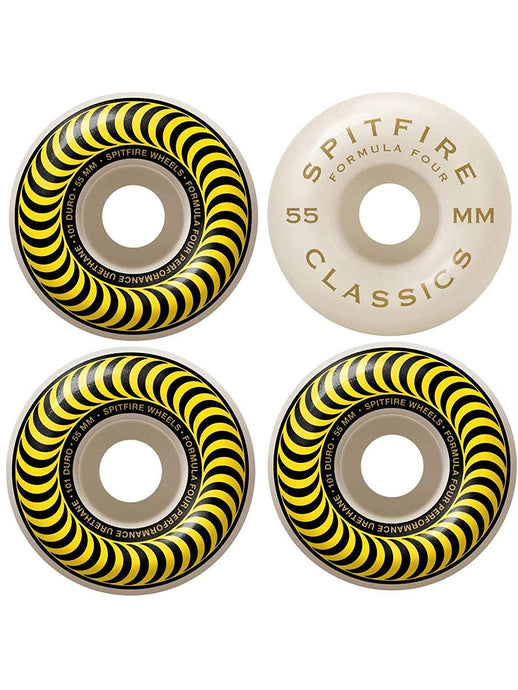 Spitfire Formula Four Classic 101 Wheels - 55mm