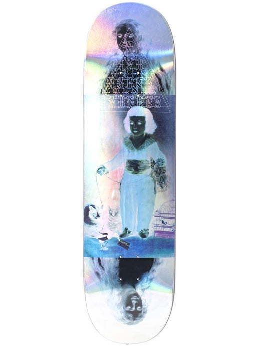 Madness Skateboards Manvel Infant Holographic 8.75 R7 Deck