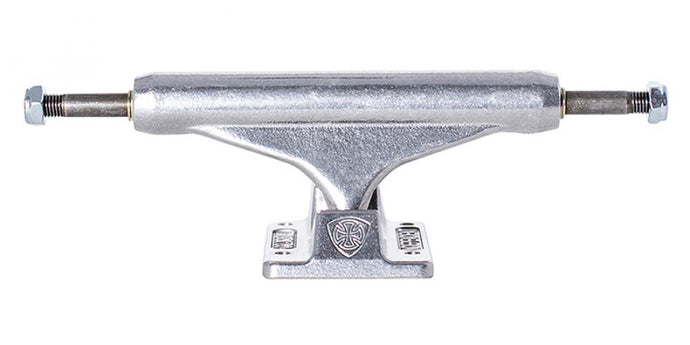 Independent Mid 144 Standard Trucks Silver