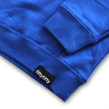 Fifty Fifty Gonz Hood Royal Blue