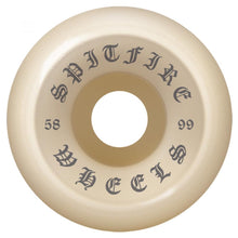 Spitfire OG Classic 99 Wheels 58mm