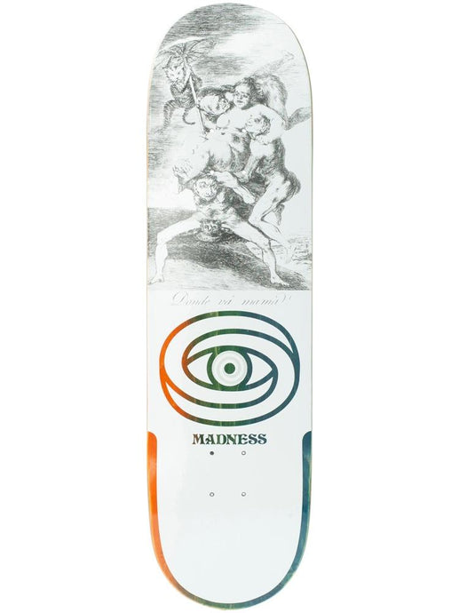 Madness Skateboards Donde R7 Deck 8.5""
