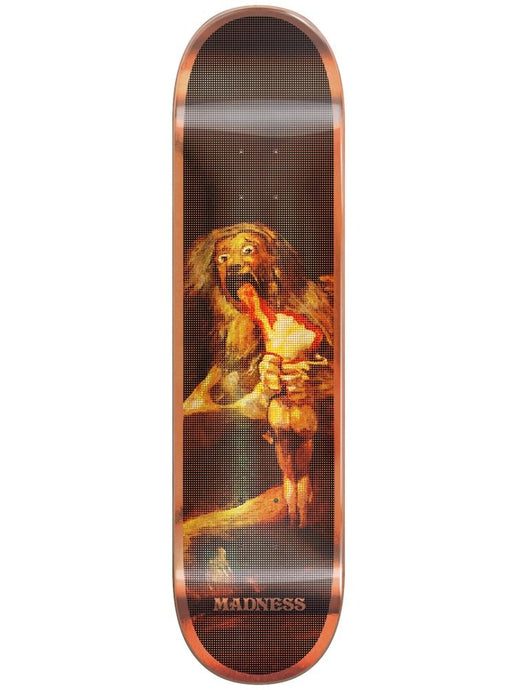 Madness Skateboards Halftone Son Popsicle R7 Deck 8""