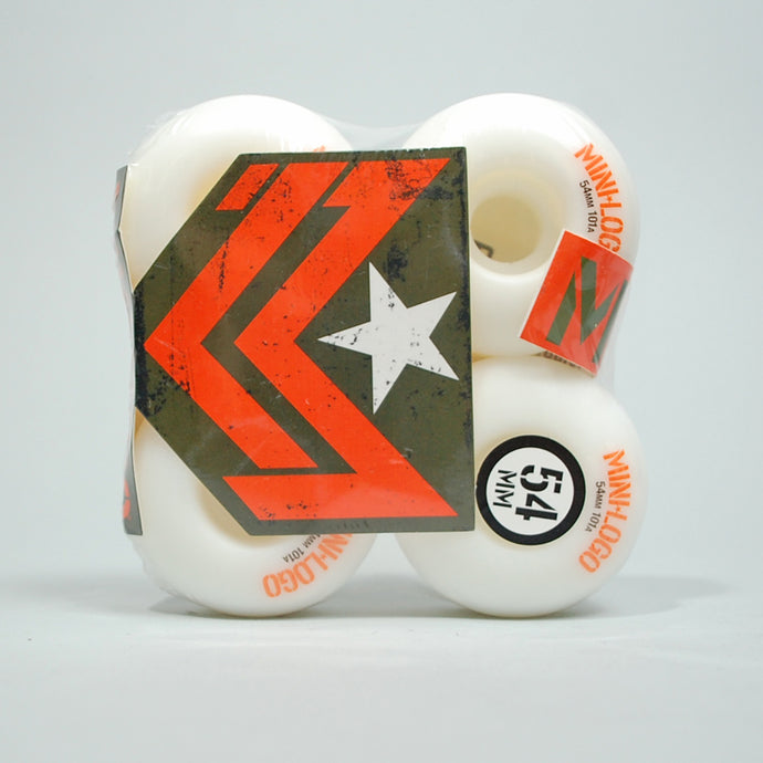 Mini Logo Wheels - 54mm