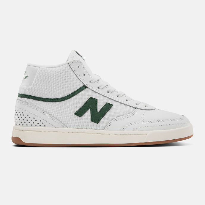 New Balance 440 High Shoe White/Green