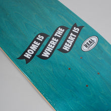 Fifty Fifty x Real Skateboards 'Home Is Where The Heart Is' Deck - All Sizes