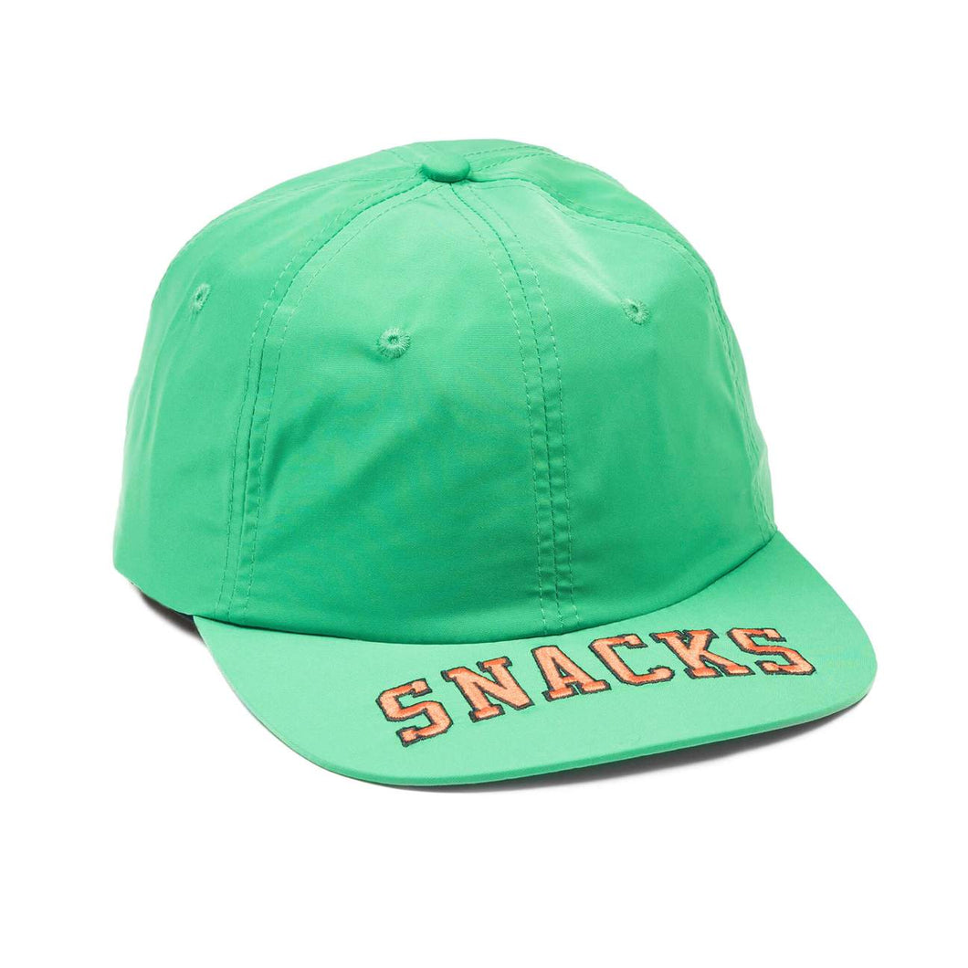 Quartersnacks Snacks Cap Green Nylon