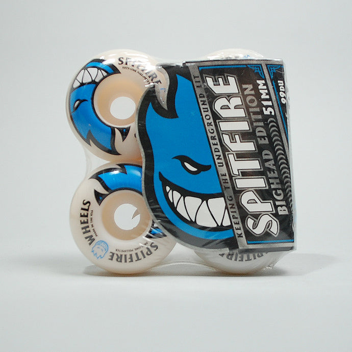 Spitfire Bighead Wheels - 51mm
