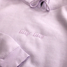 Fifty Fifty Tonal Hood Lavender