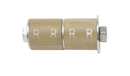 Double rubber outside style plug (STAINLESS STEEL)