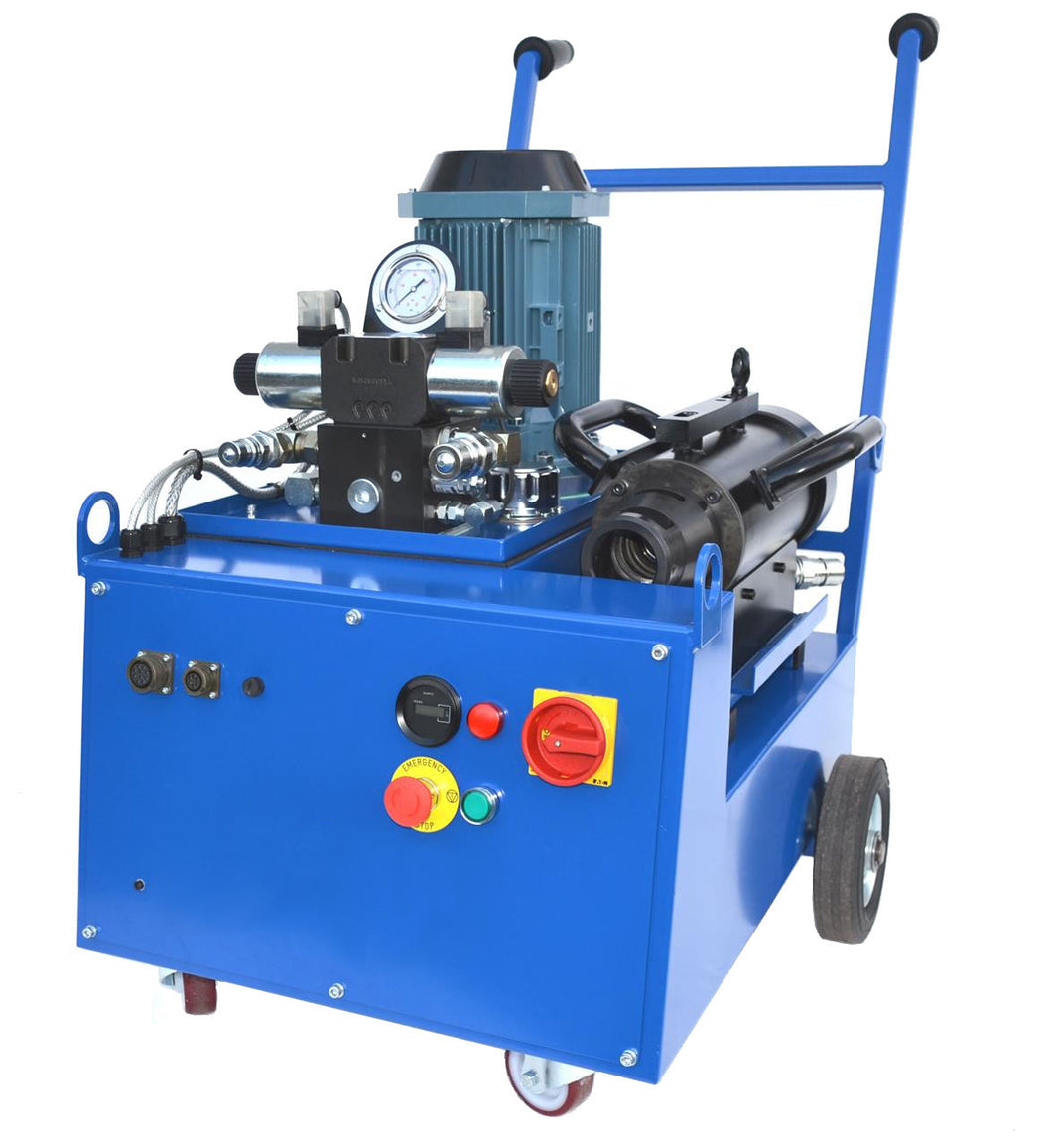 JRRCP Series Continuous Tube Puller