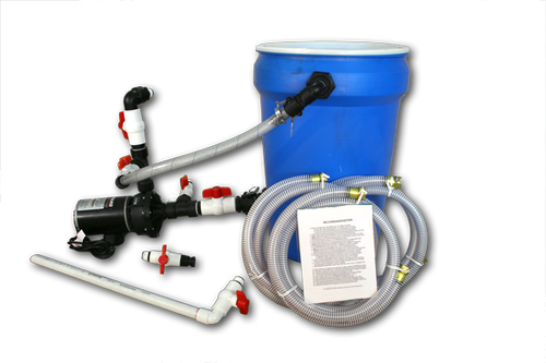 The Complete Pumping System