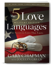 The 5 Love Languages - Military Edition [Paperback]