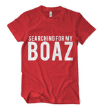 Searching for my Boaz Tee