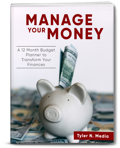 Manage Your Money: A 12 Month Budget Planner to Transform Your Finances