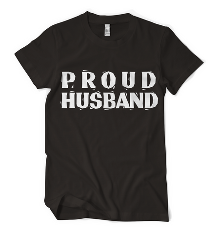 Proud Husband Tee