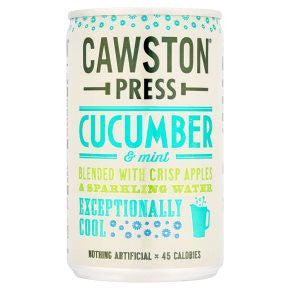 Cawston Press Sparkling Drinks - Cucumber