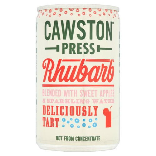 Cawston Press Sparkling Drinks - Rhubarb
