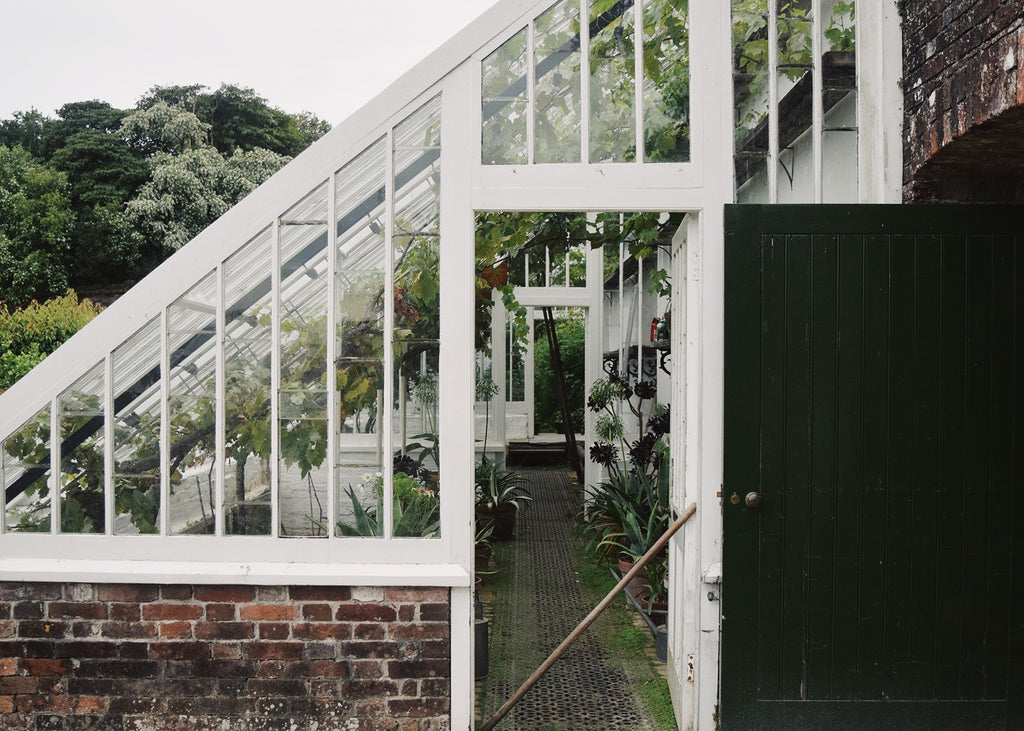 Victorian Glasshouse at Lost Gardens of Heligan | Lewes Map Store