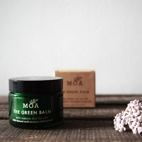 Green Balm by MOA London