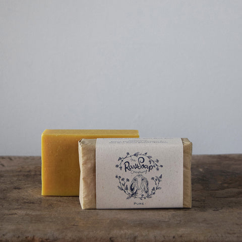 Pure Goat Milk Soap Bar at Lewes Map Store