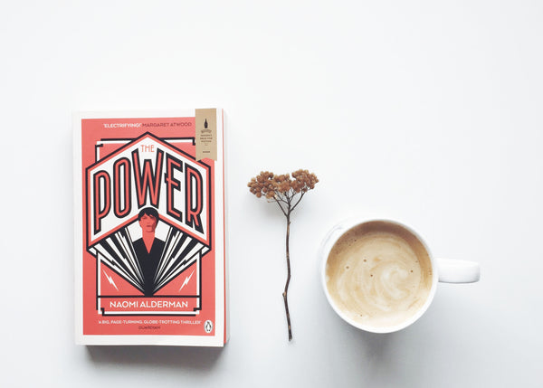 The Power by Naomi Alderman, Lewes Map blog