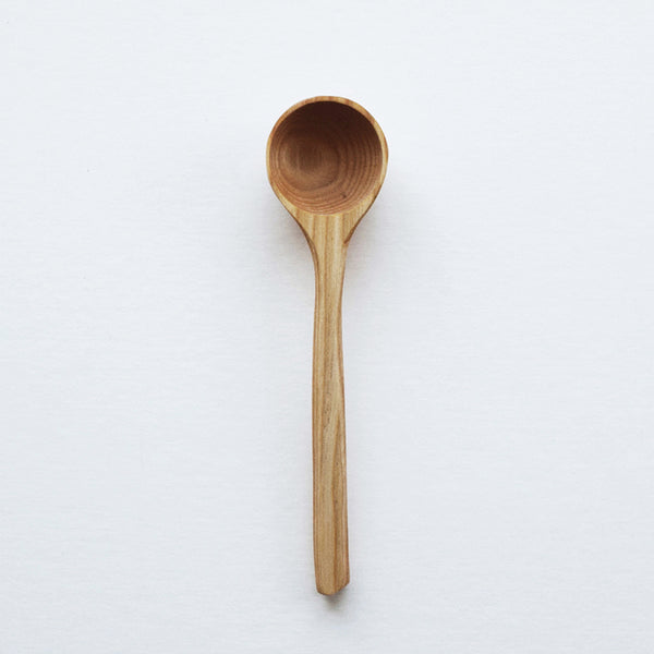 Enjoy your daily coffee making with this beautiful wooden coffee scoop handcrafted by Hatchet & Bear using reclaimed Ash wood. Each one is unique and makes a perfect utensil for the rustic homemaker or coffee lover.