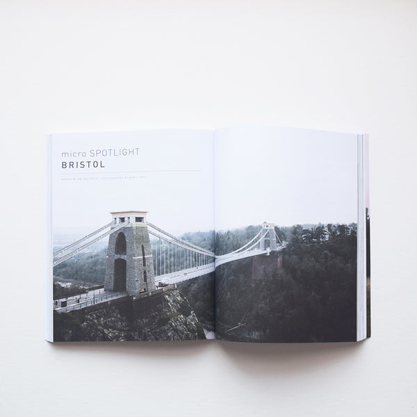 In Clover, Volume Four, returns with a journey across North America and South India, the best stores in Manchester and Bristol, people who have overcome the odds and inspiring food and cocktail recipes.