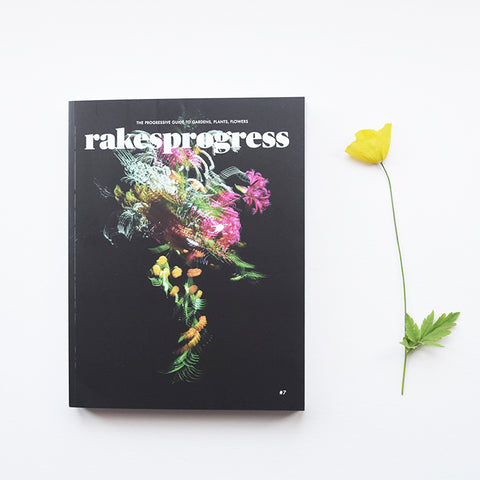 Rakesprogress is one of the most creative, innovative and beautiful gardening magazines in the UK. Issue 7 is now available from Lewes Map Store. Rakesprogress, the progressive guide to gardens, plants, flowers and people.