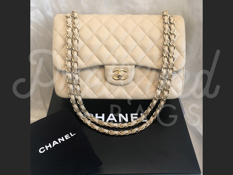 SOLD - Chanel 12