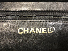 "Chanel 12.99"" Black GST Grand Chain Tote Shoulder Bag with 24 Carat Gold Plated Hardware"