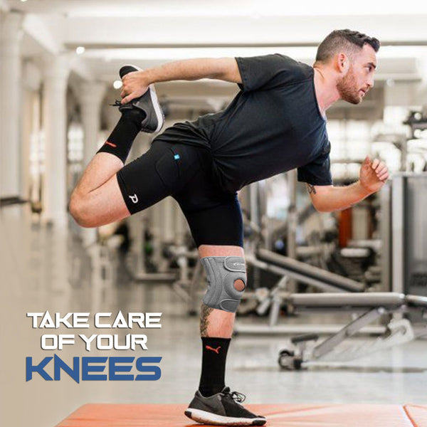 PROTECT YOUR KNEES